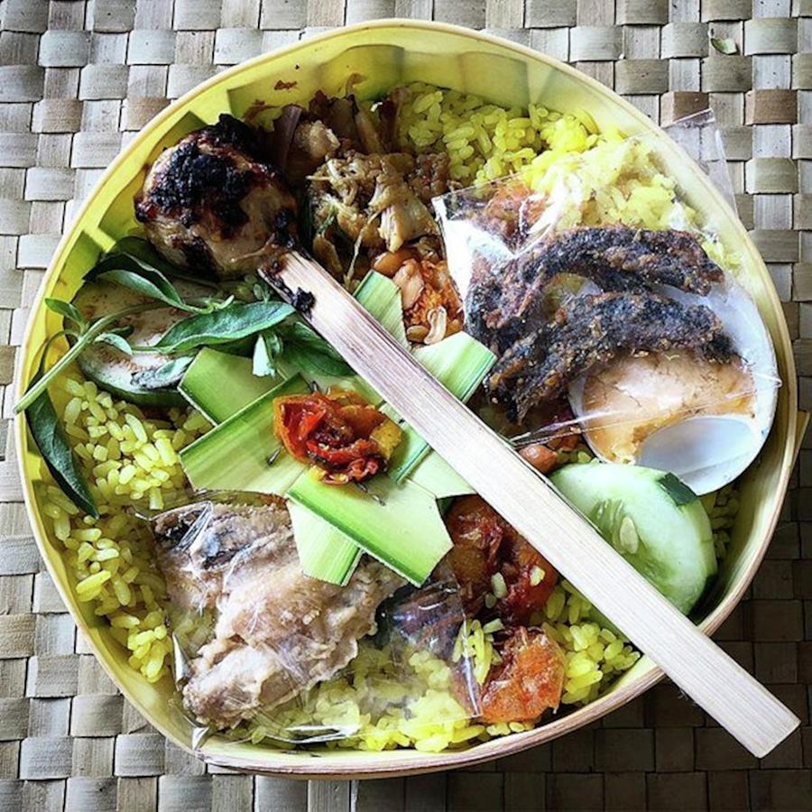 Rice Photograph - Nasi Yasa, A Special Rice Dish That Is by Arya Swadharma