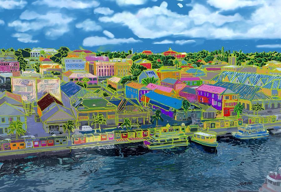 Nassau by Joe Roache