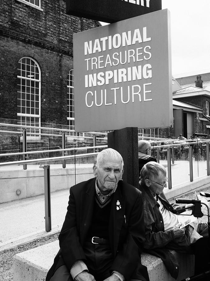 National Treasures by Lee Fennings
