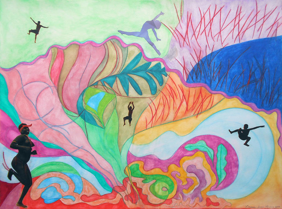 Natural Enthusiasm by Laura Joan Levine