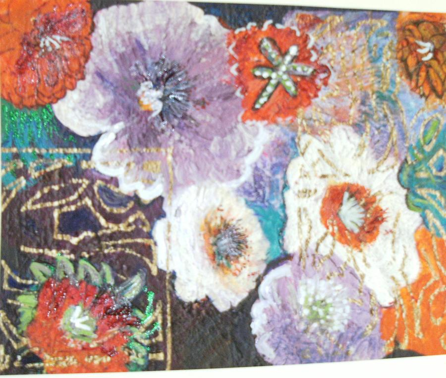 Naturally Rich Mixed Media by Anne-Elizabeth Whiteway