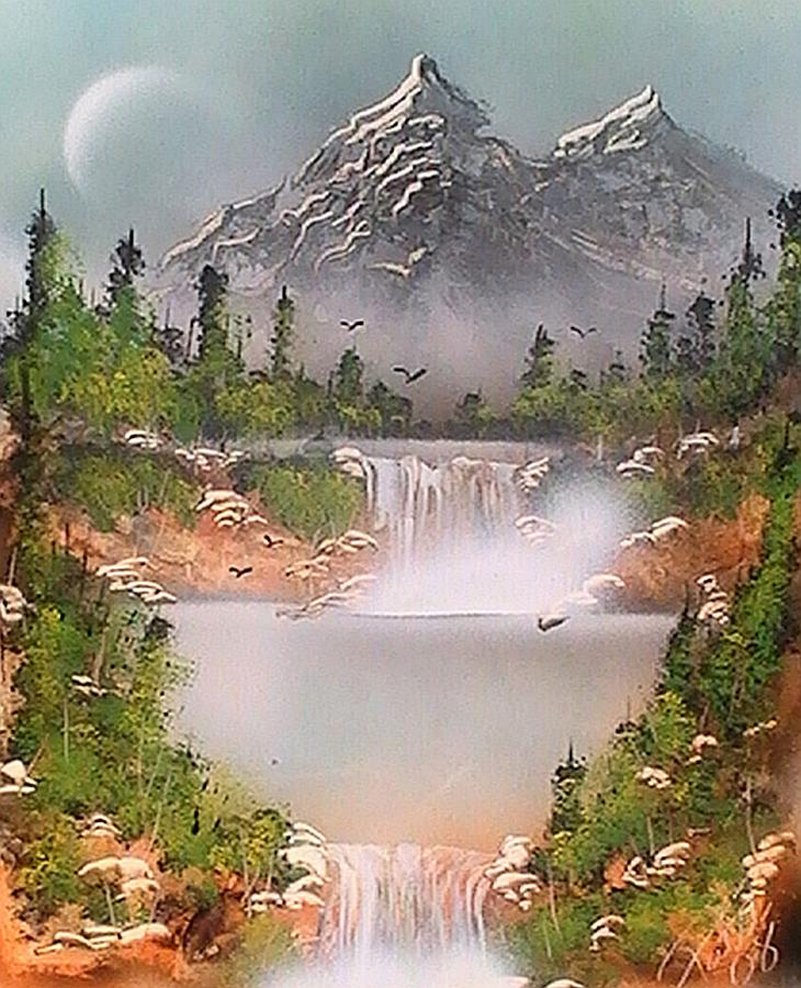 Nature Beauty Painting By My Imagination Gallery