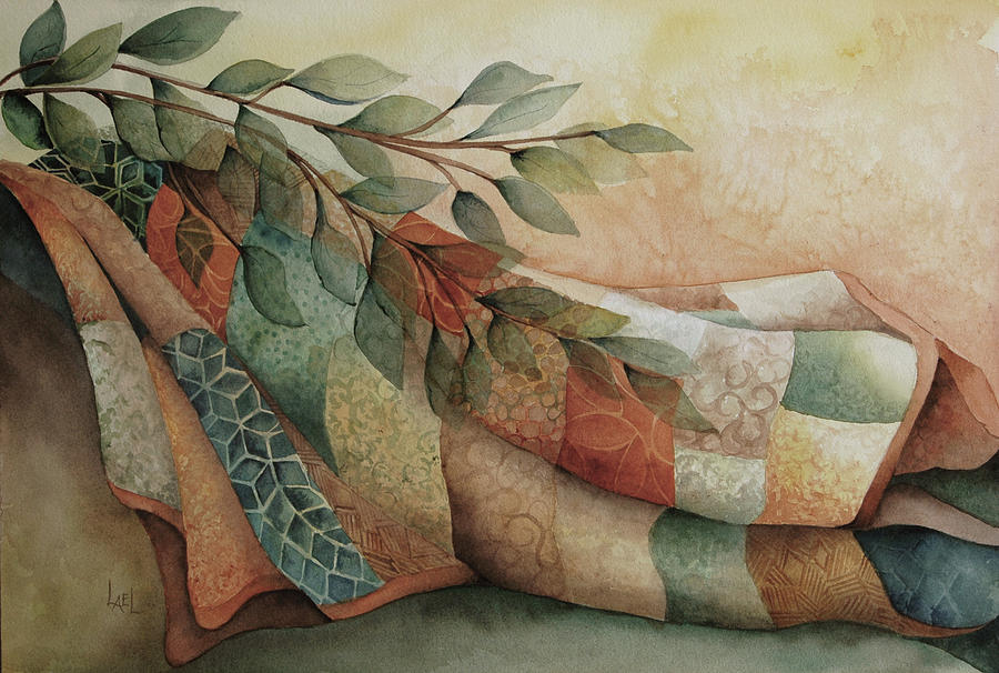 Nature Quilt by Lael Rutherford