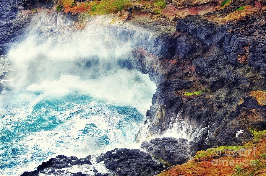Phillip Island Photograph - Natures Cauldron by Blair Stuart