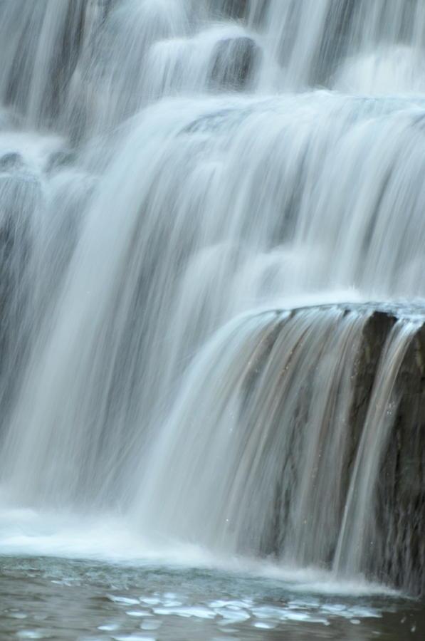 Waterfall Photograph - Natures Way by Jill Kraft