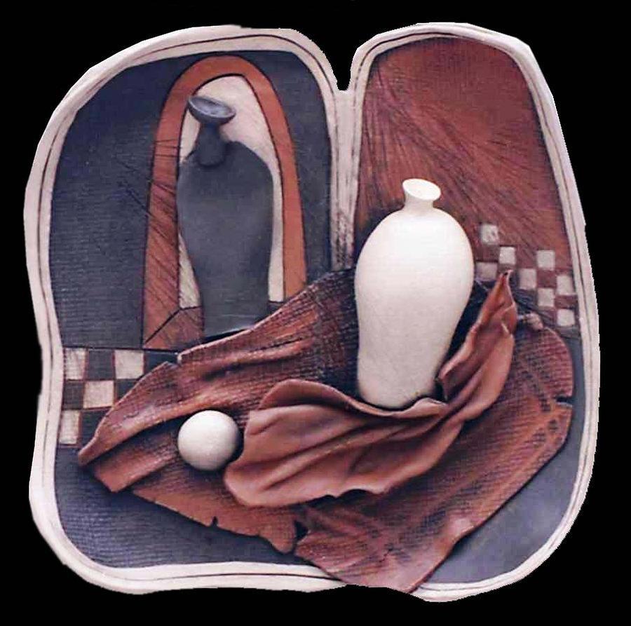 Ceramic Ceramic Art - Naturmort by Yavor Gonev