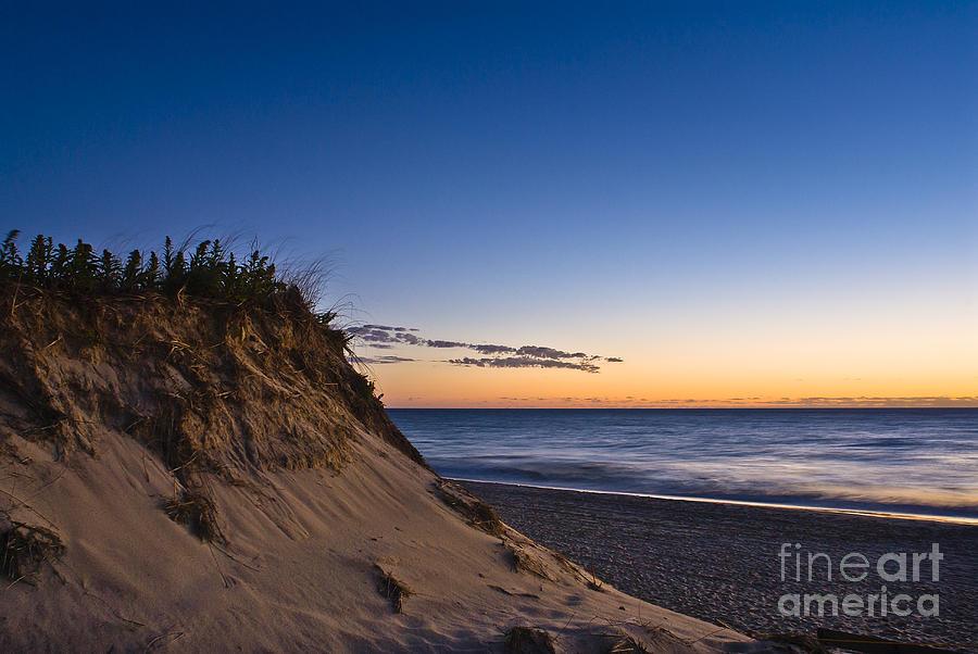 Beach Photograph - Nauset Beach Sunrise by John Greim