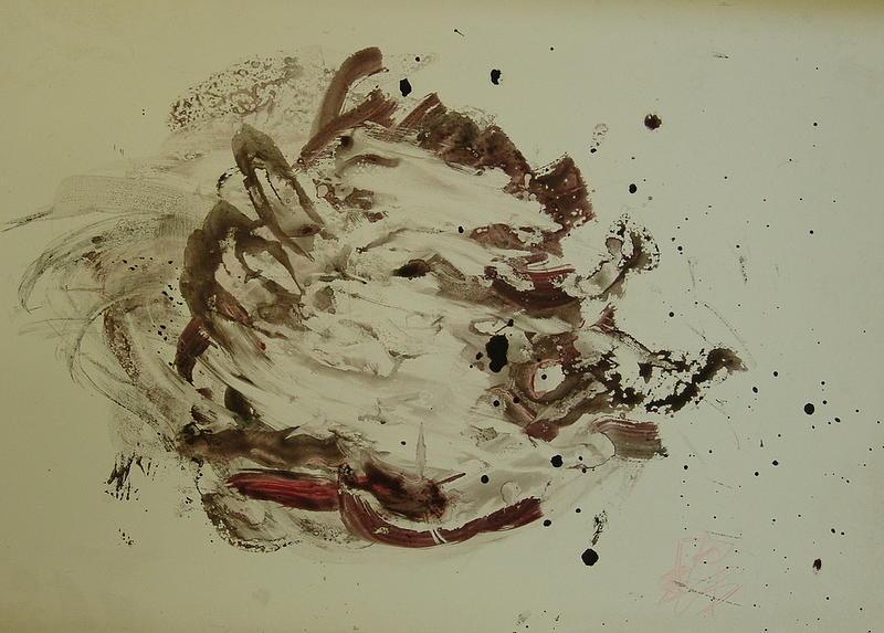 Nautiloids Shiyashin Painting by Feng Jie Hu