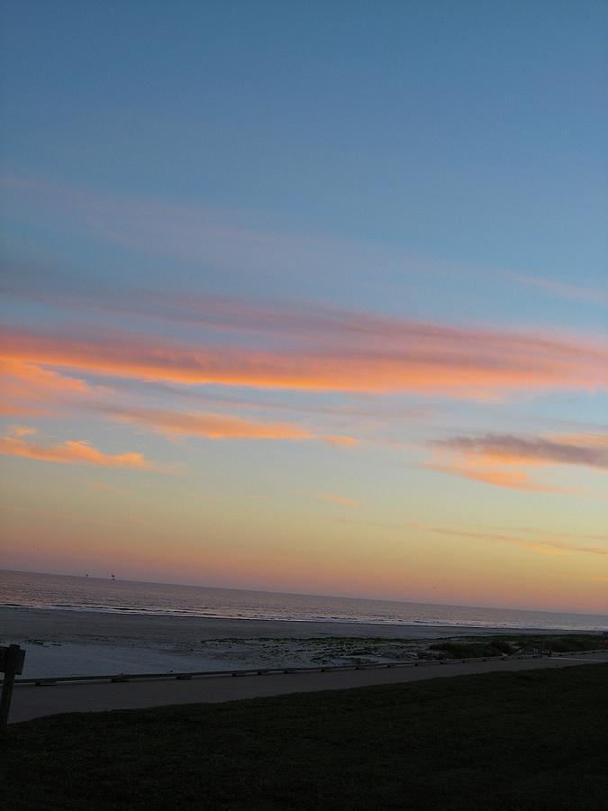 Nautilus Sunset by Judith Lauter