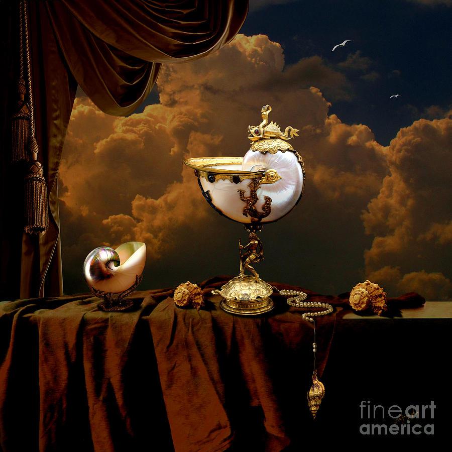 Nautilus cups by Alexa Szlavics
