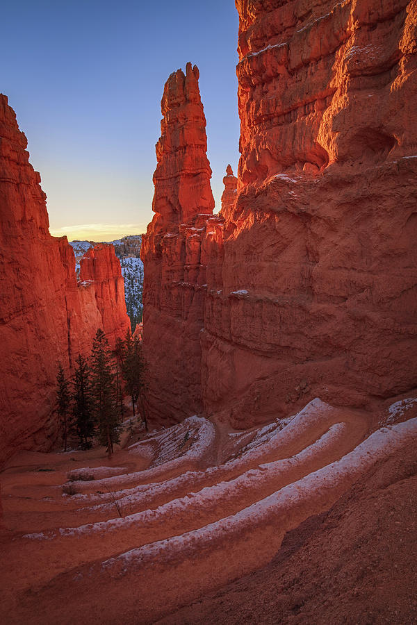 Arches Photograph - Navajo Loop by Edgars Erglis