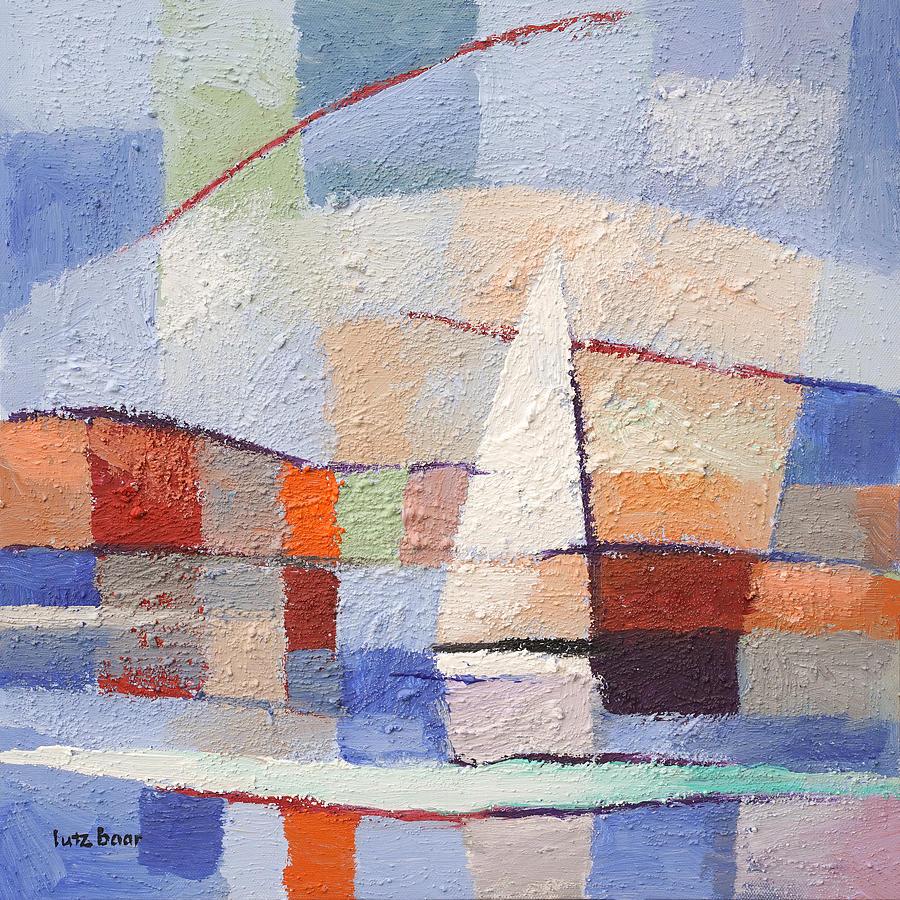 Navigator Painting - Navigator by Lutz Baar