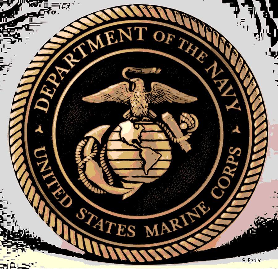 Navy Seal Digital Art By George Pedro