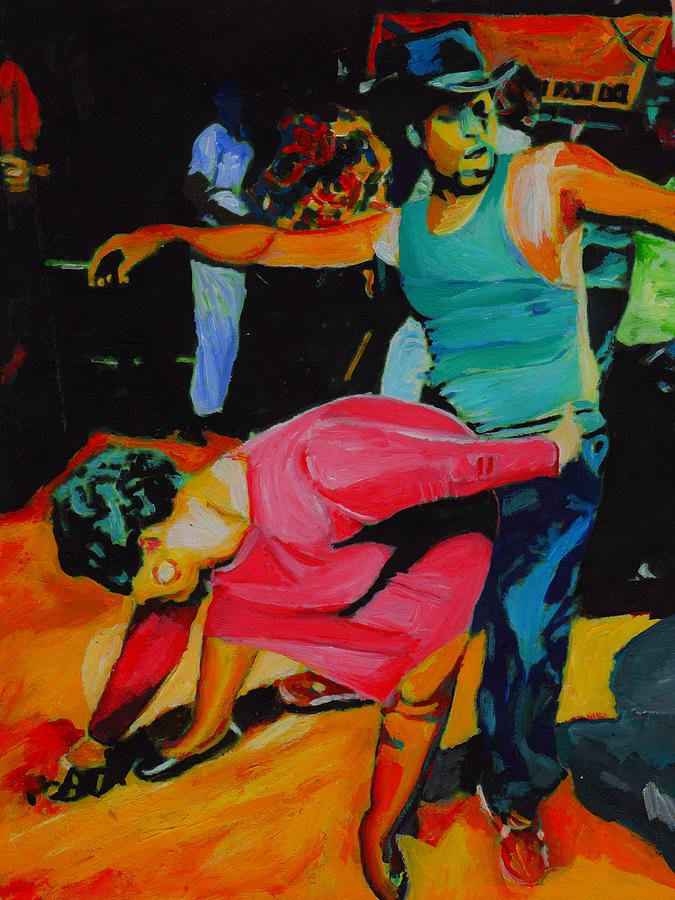 Bright Painting - Nawlins by Vel Verrept