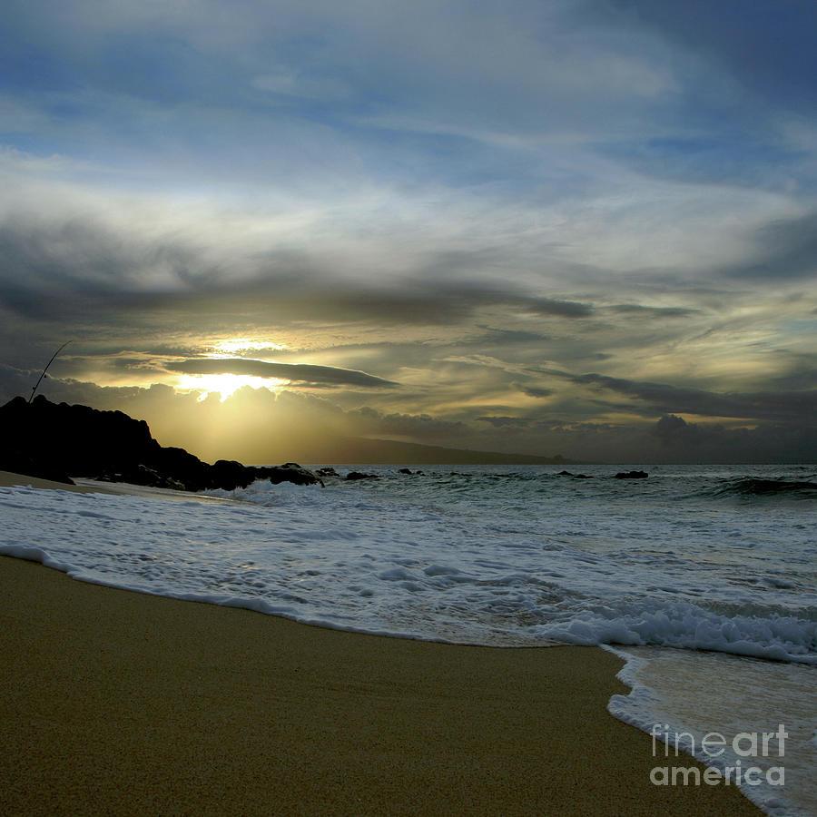 Aloha Photograph - Ne Hoe Ka Leo O Ka Wai Hookipa by Sharon Mau