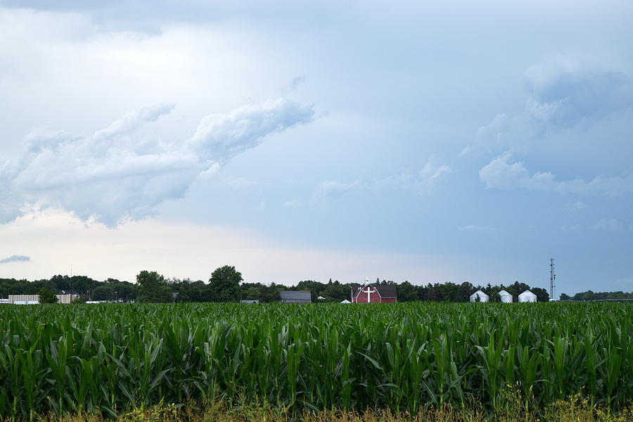 Sky Photograph - Nebraska by Connor Sipe