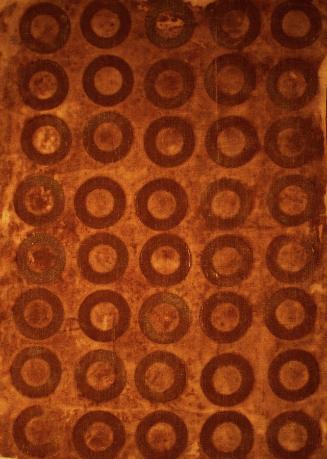 Textiles Photograph - Negative Space by Cynthia Powell