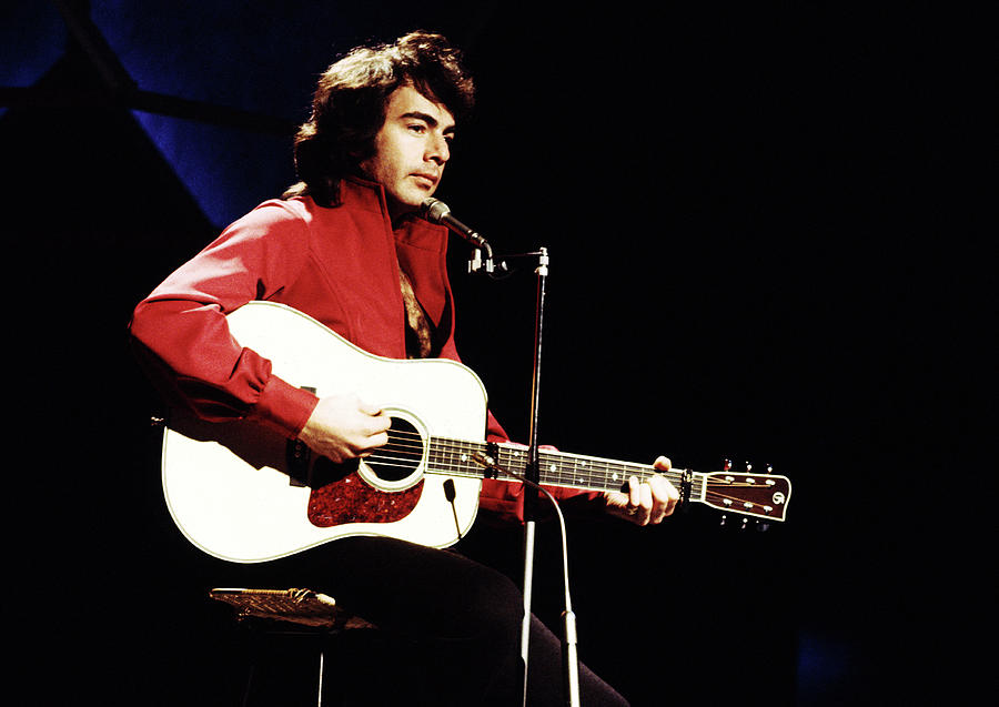 Neil Diamond 1971 by Chris Walter