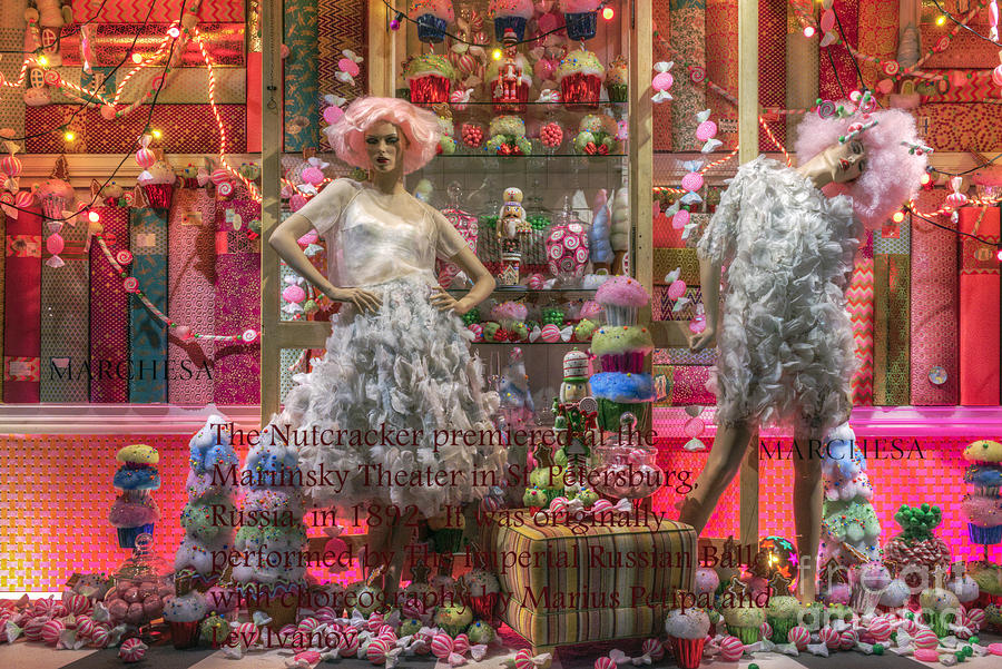 neiman marcus photograph neiman marcus festive holiday window 201415 by david zanzinger - Neiman Marcus Christmas Decor