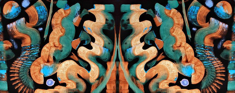Neon Abstract 2 Photograph