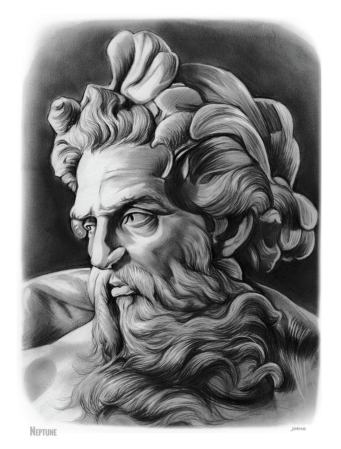 Neptune Drawing