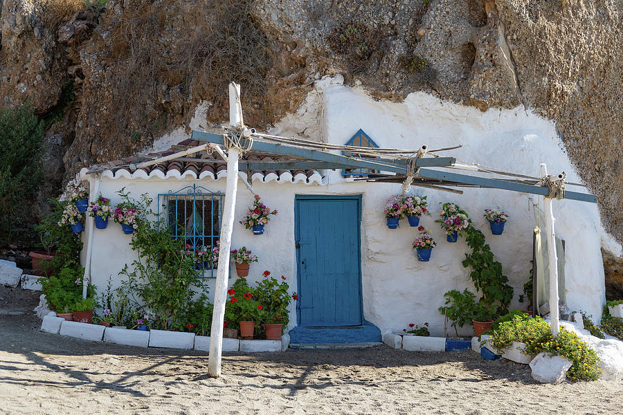 Nerja Cottage by Patricia Schaefer