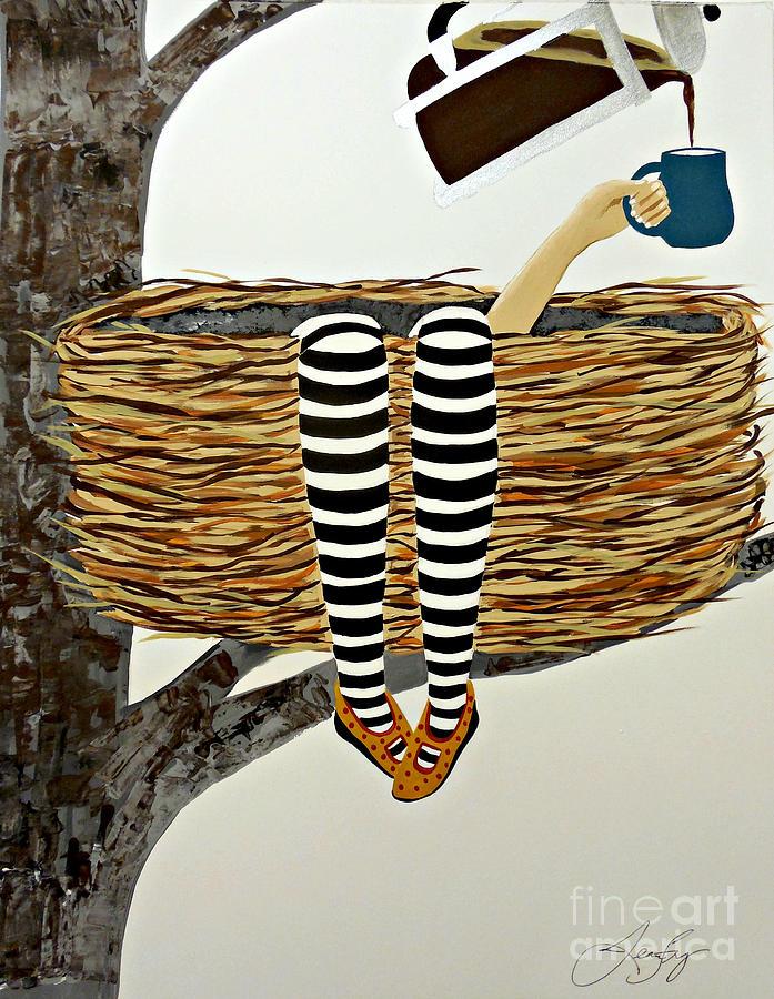 Nest Service by Jean Fry