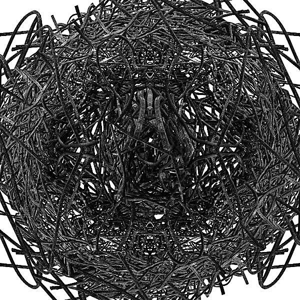 Abstract Photography Photograph - Nest by Yehan Wang