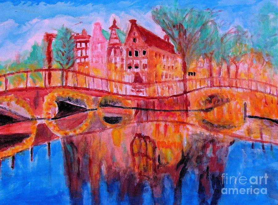 Netherland Dreamscape by Stanley Morganstein
