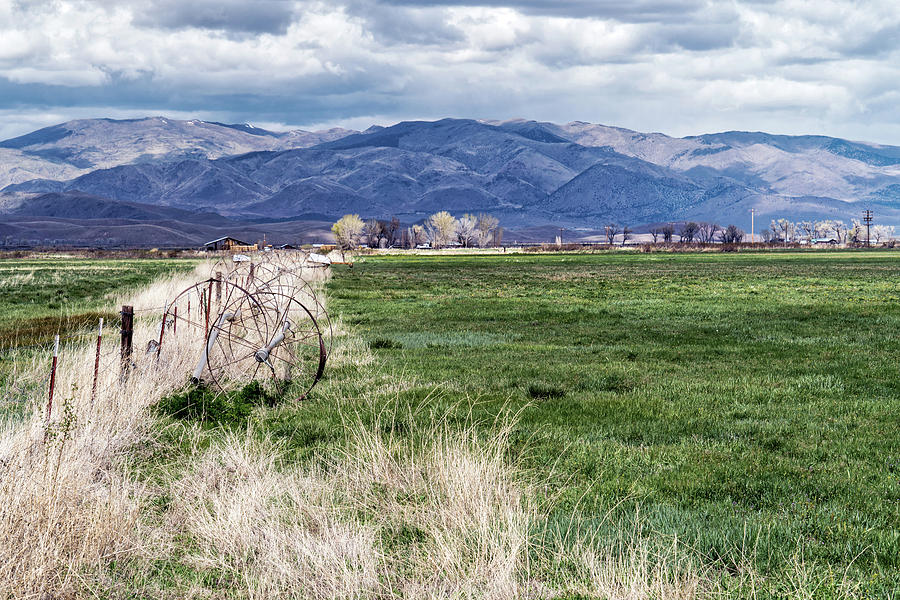 Nevada Country Photograph
