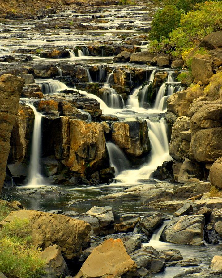 Waterfall Photograph - Nevada Falls 5 by Marty Koch