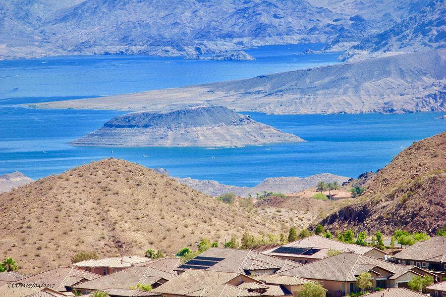 Lake Mead Photograph