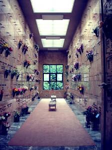 Mausoleum Photograph - Never Alone In The Cemetery by Joshua Inayat