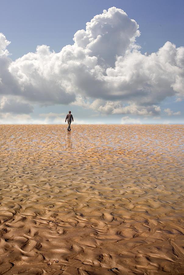 Landscape Photograph - Never Go Back by Mal Bray