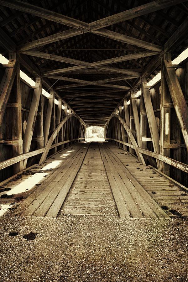 Nevins Bridge by Joanne Coyle