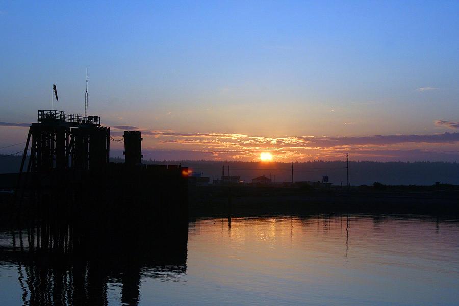 Sunrise Photograph - New Beginnings - Keystone Sunrise Sr 1003 by Mary Gaines