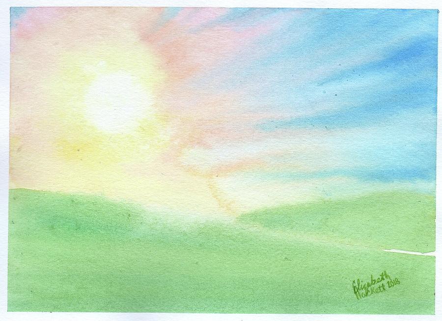 New Beginnings by Betsy Hackett