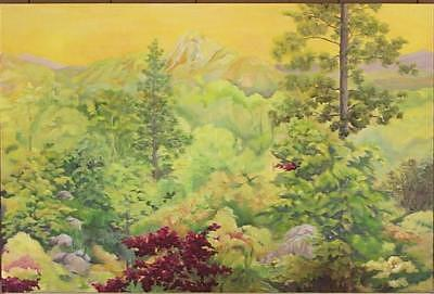 New Day Painting by Irene Corey
