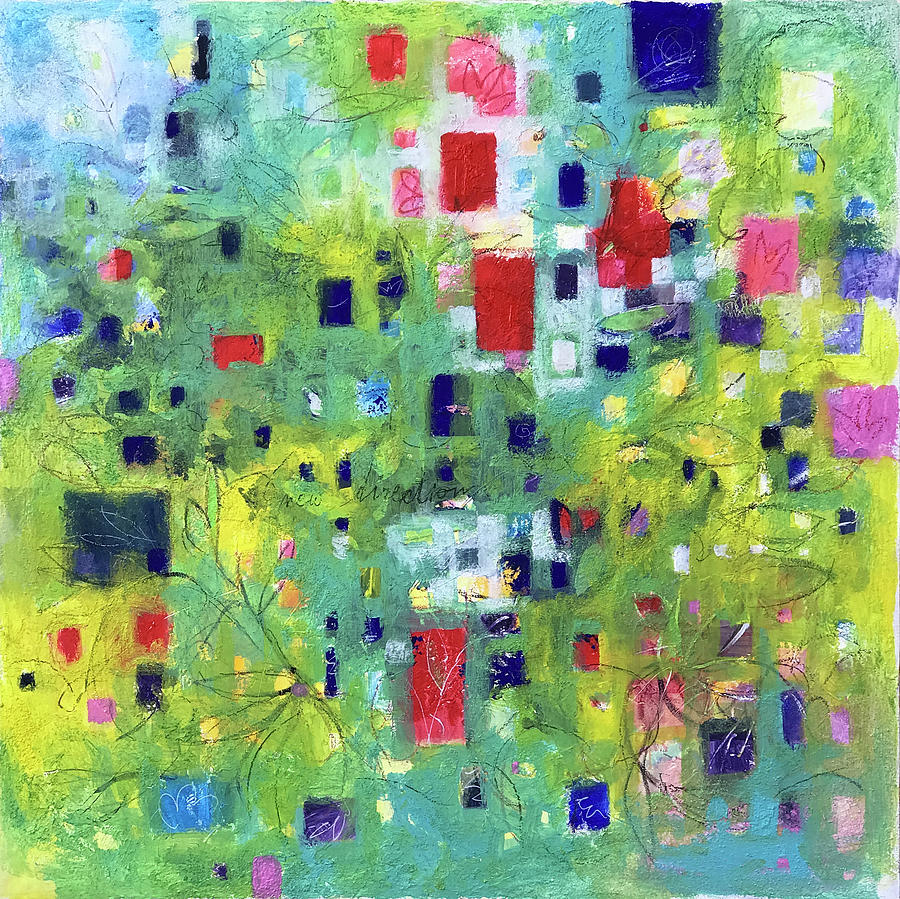 Abstract Painting - New directions by Alessandro Andreuccetti