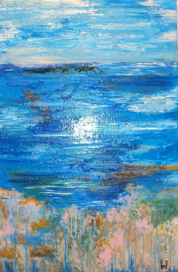 Haiti Painting - New Haiti by Carol P Kingsley