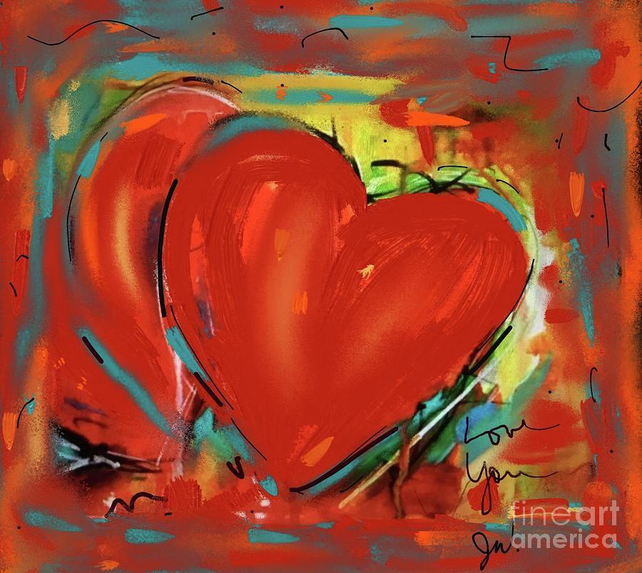 New Heart by Jeanie Watson