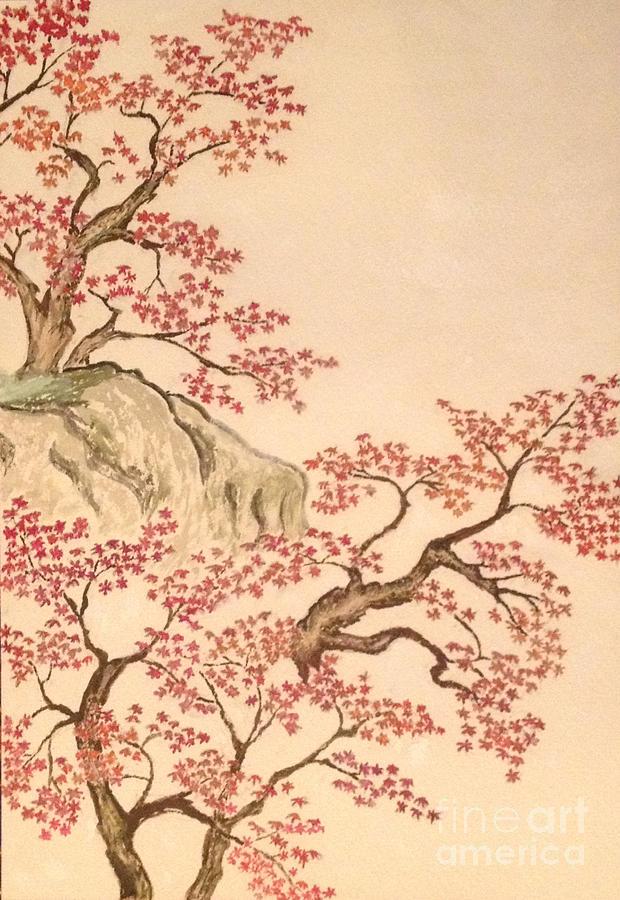 Yokoyama Taikan Painting - New Japanese Artistic Cloud of Yokoyama Taikan by Sawako Utsumi
