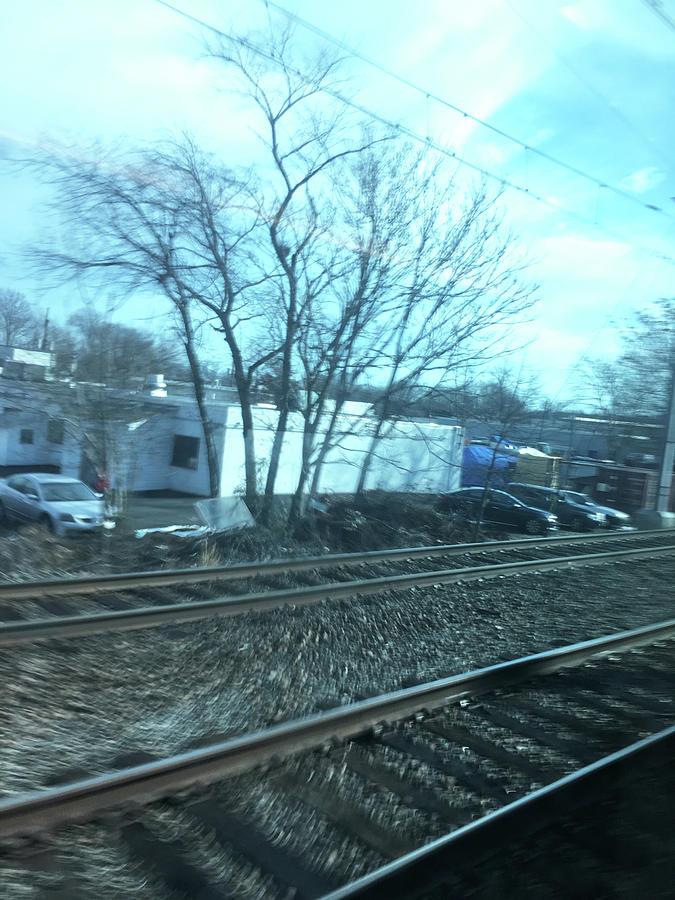 City Photograph - New Jersey From The Train 4 by Tony Rubino