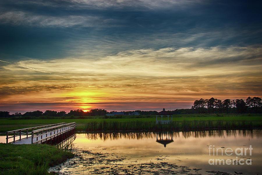 New Jersey Sunset by Tom Gari Gallery-Three-Photography
