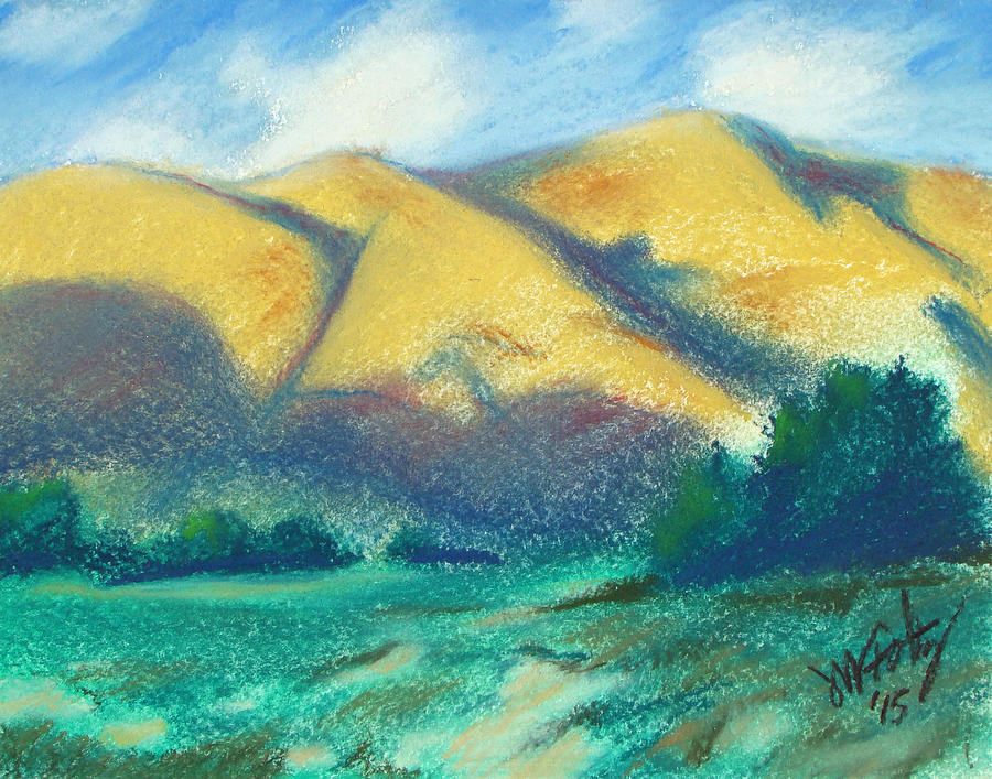 New Mexico Hills by Michael Foltz