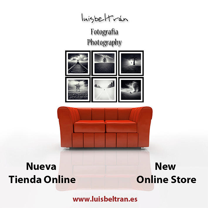 Limited Photograph - New Online Store by Luis  Beltran