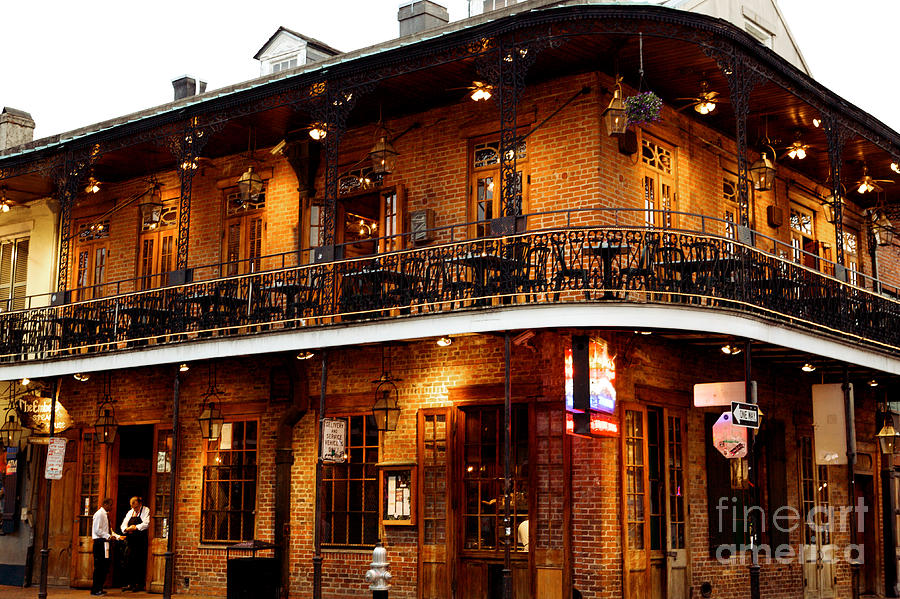 New Orleans Photograph - New Orleans and all that Jazz by Kim Fearheiley