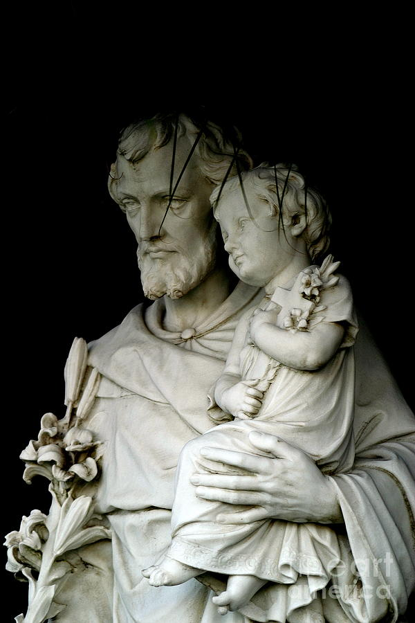 Image result for saints joseph statue