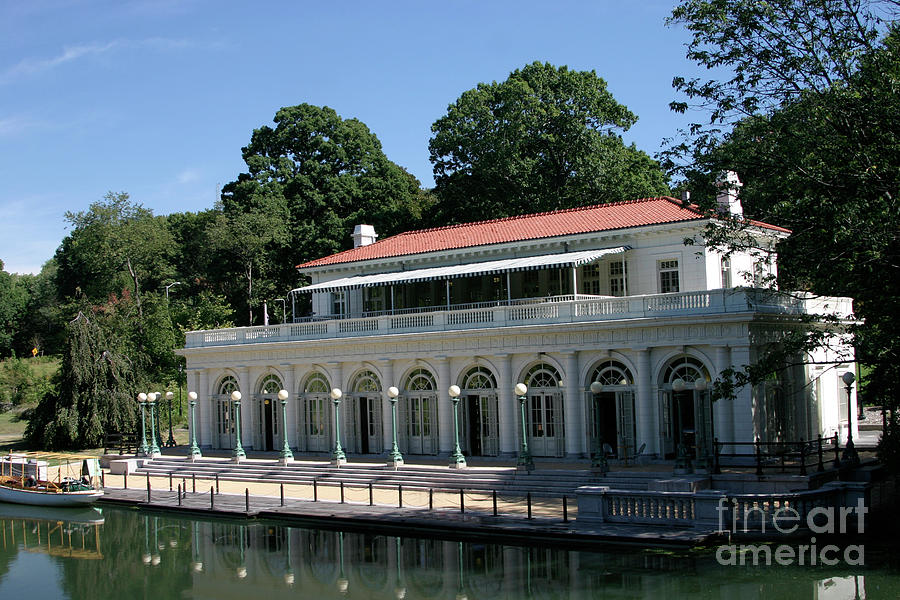 New Restored Prospect Park Boathouse by Jack Ader