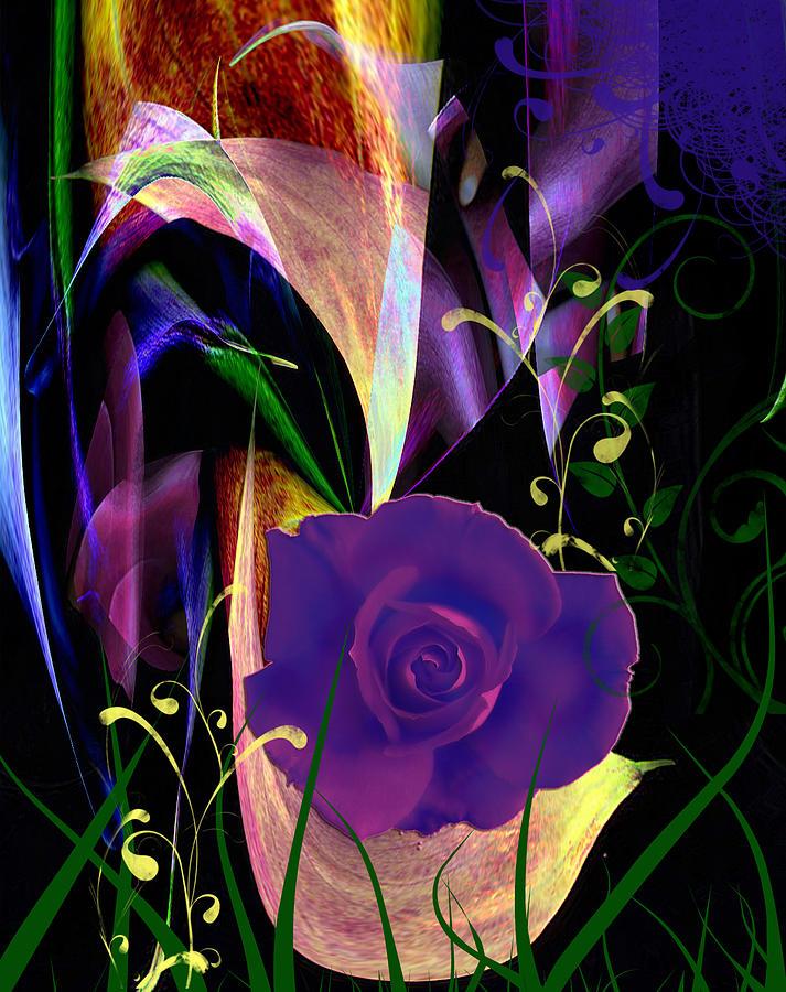 Rose Photograph - New Rose by Ruth Kongaika